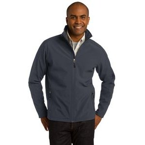 Port Authority® Men's Core Soft Shell Jacket